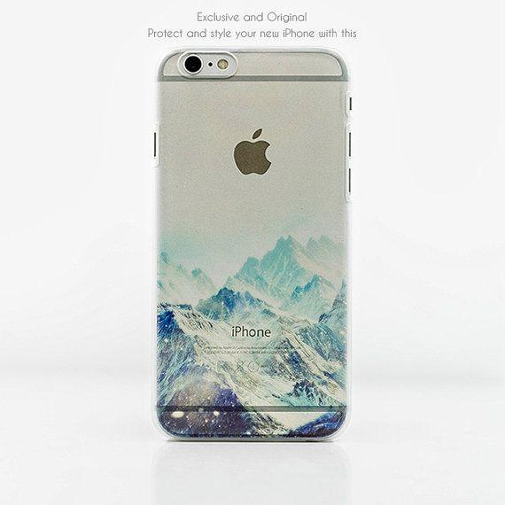 Unique-Schneeberg iPhone 6/6 plus 6 s case Galaxy von MuMuLi