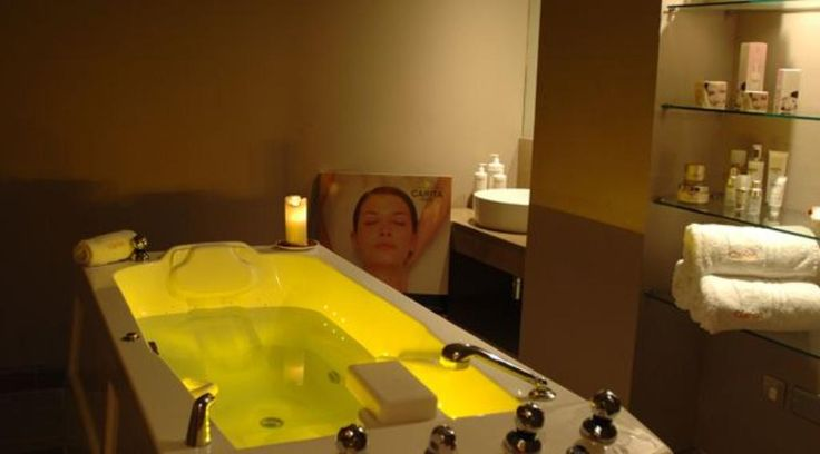 Hydro Therapy Bath - Clarion Hotel Cork City - 4 Star Hotel in Cork - City Centre