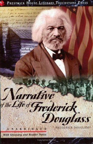 Narrative of the Life of Frederick Douglass: Born into a family of slaves, Frederick Douglass educated himself through sheer determination. His unconquered will to triumph over his circumstances makes his one of America's best and most unlikely success stories. Douglass' own account of his journey from slave to one of America's great statesmen, writers, and orators is as fascinating as it is inspiring.
