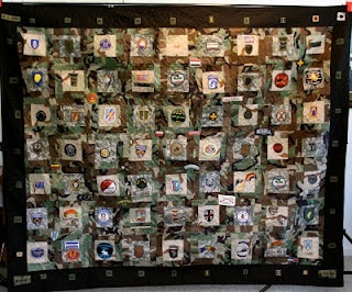 49 best Quilts - Military images on Pinterest | Army outfits, Cot ... : military quilts - Adamdwight.com