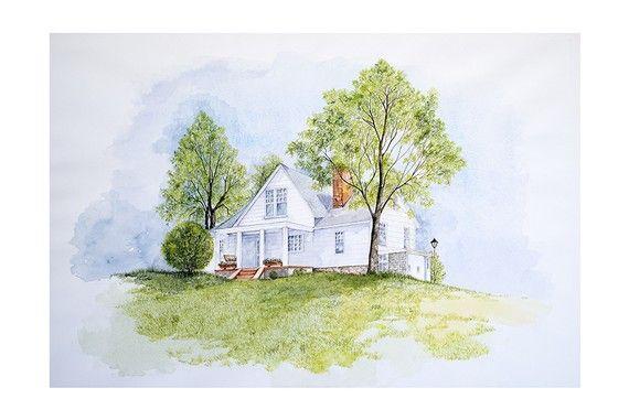 The Farm by GinnyOriginals on Etsy, $25.00