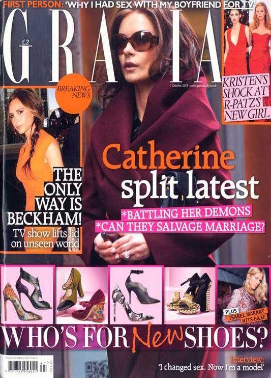 Catherine Zeta-Jones (2013.10.07.) #CatherineZetaJones