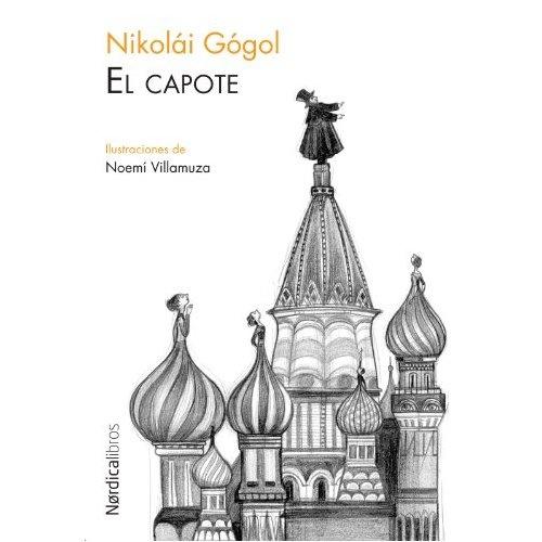 """Día 16. Uno ruso que sí haya leído. Hay que ser honestos, no he podido con los grandes de la literatura rusa, así que poco a poco me meto en ese mundo con """"El Capote"""" de N. Gógol"""