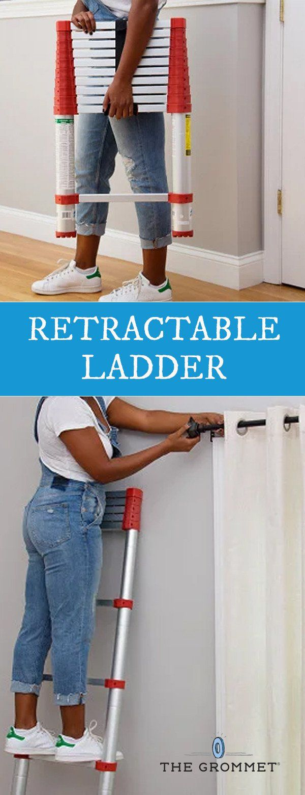 Xtend + Climb: Retractable Telescoping Ladders