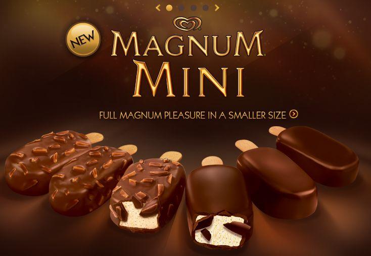 magnum ice cream images - Google Search