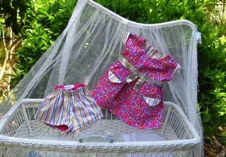 Candy Land Dress and Diaper cover available through https://www.facebook.com/LittlePeoplesStuff?fref=ts