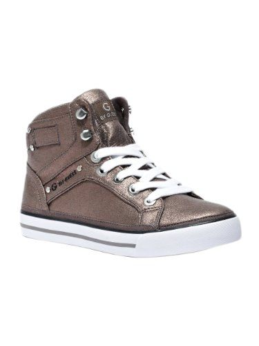 G by GUESS Women's Opall Sneaker, PEWTER FABRIC (9 1/2) G by GUESS http://www.amazon.com/dp/B00GSCKMIE/ref=cm_sw_r_pi_dp_jGa-tb0S1GEH1