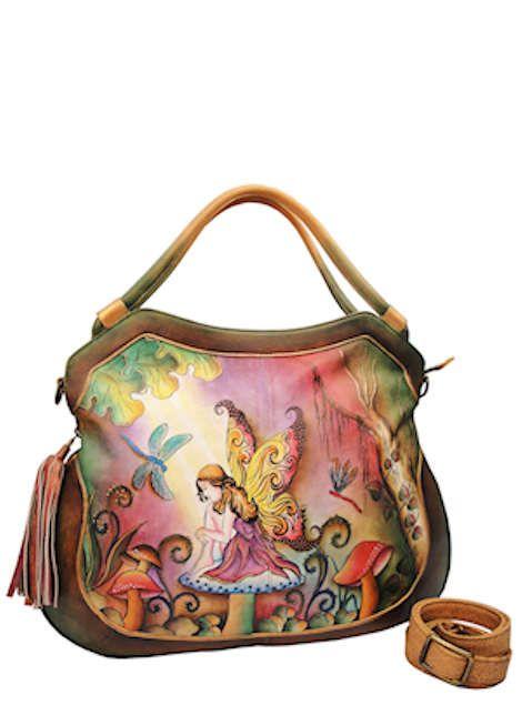 Anuschka Handbags Anuschka Bags Hand Painted Leather