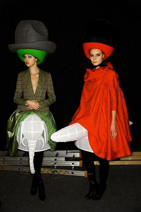 Modern fashion?