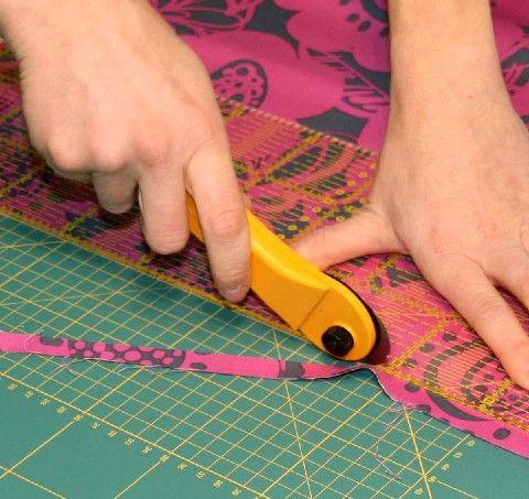 ¿Cómo cortar la tela correctamente? | Jan et Jul