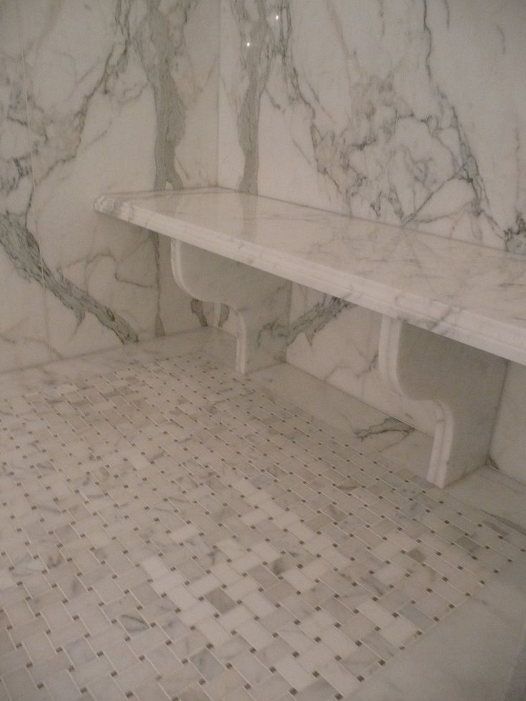 outdoor bathroom vent cover%0A So awesome  Marble shower bench