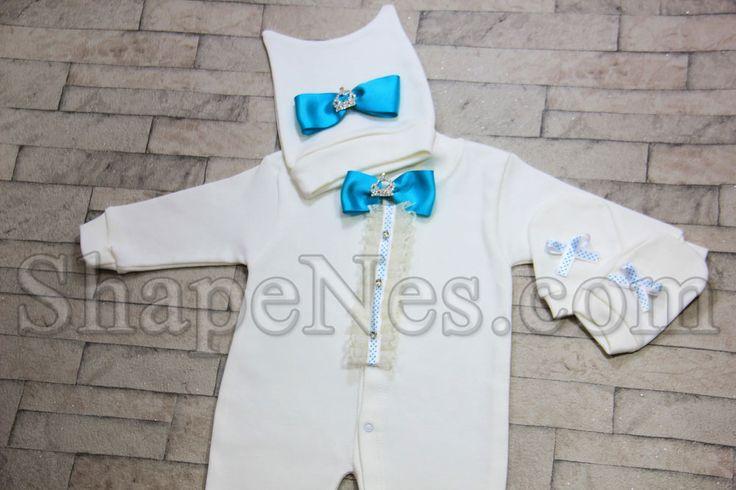 Bebek Tulumu – Mavi Papyonlu Prens