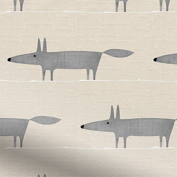 The Mr Fox Mini Neutral roman blind makes a great addition to a little one's room, with a cute design that will grow and flourish over time with your little star. br  br This blind carries a calmin...