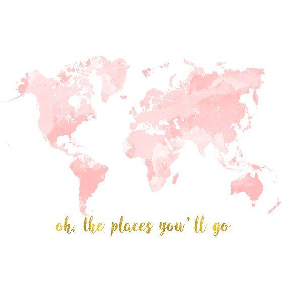 Best 25 Pink Gold Nursery Ideas On Pinterest Diy Girl
