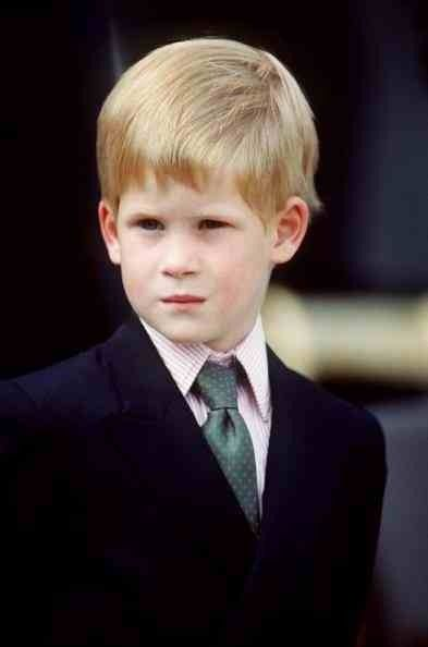 Image result for young prince harry