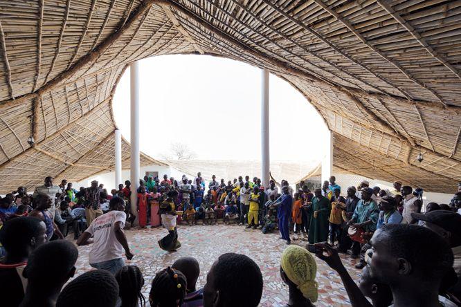 建築家・森俊子が手がける、アフリカの文化センター。 | カーサ ブルータス