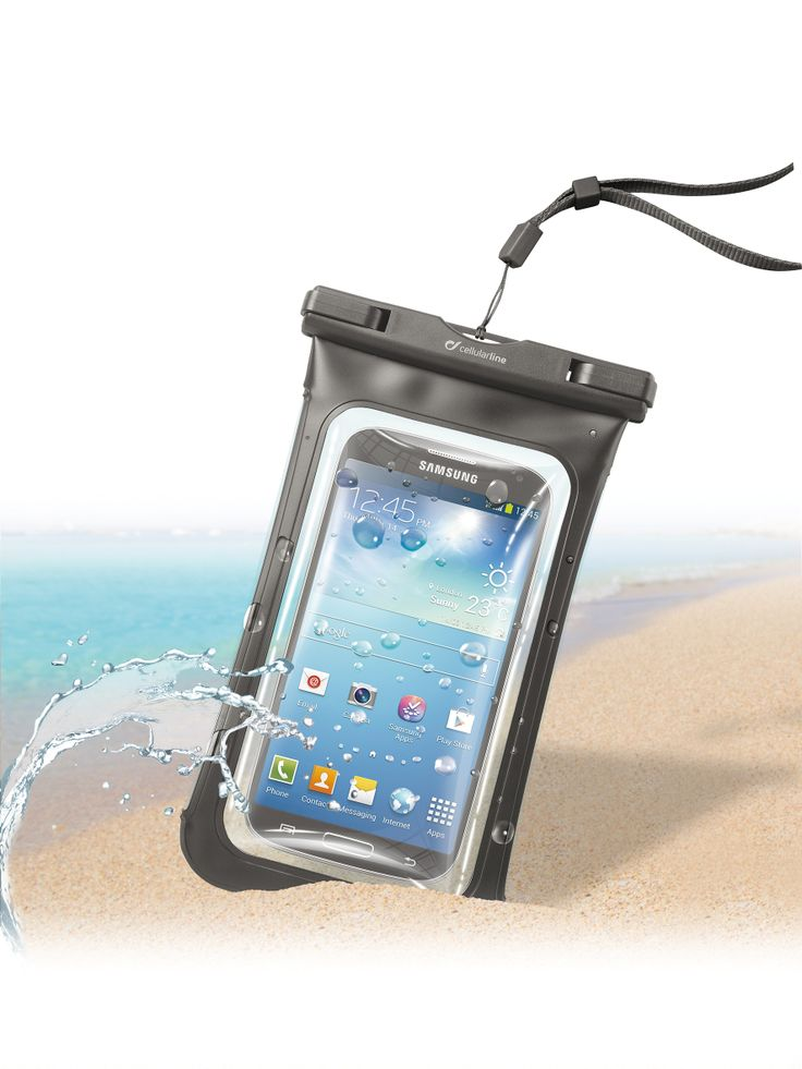 Pronti per un #selfie sott'acqua con VOYAGER?  #waterproof #dustproof