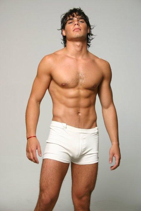 Hombres en ropa interior: ellos tambi n quieren