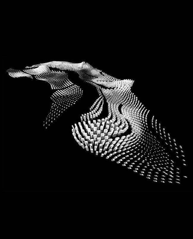 'Form Informing Urbanism, Parametric Urbanism' by Zaha Hadid and Patrik Schumacher, exhibition at Tate Modern _