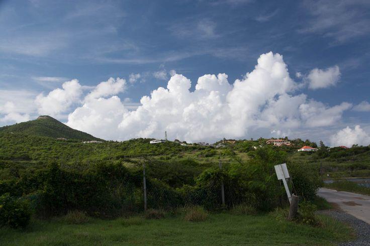 Cloudy ST Maarten Day