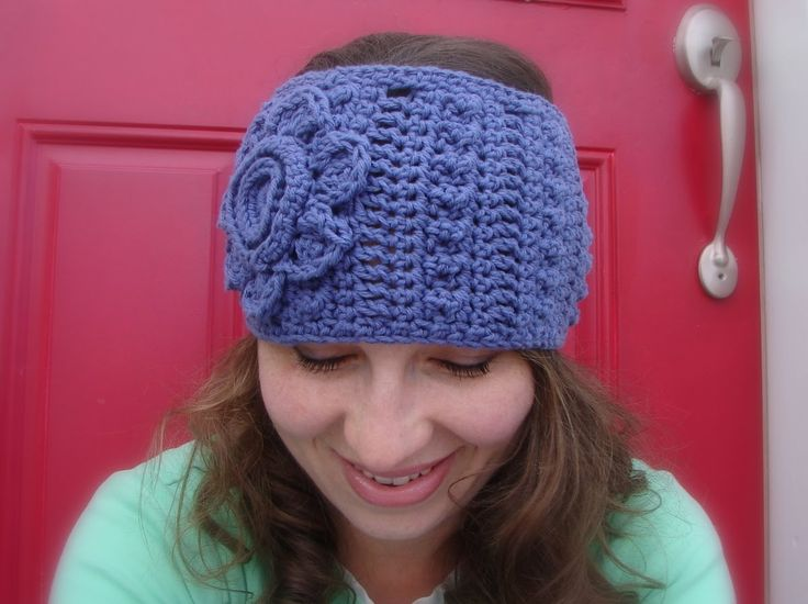 562 Best Crochet Headbands Images On Pinterest Crochet Ideas