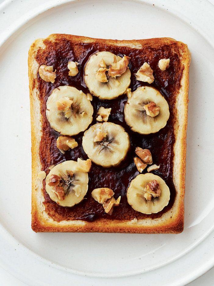 手軽なのに気分が上がるバナナとデーツの組み合わせ 『ELLE a table』はおしゃれで簡単なレシピが満載!