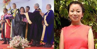 Our Daughter Our Pride: Henuka Rai from Sikkim cracks prestigious Indian Civil Services Examination   We are thrilled to share the news that Henuka Rai from Sikkim has been selected in the prestigious Indian Civil Services Examination 2016.  Henuka is from Gangtok and is currently pursuing her PhD in Floriculture and Landscaping from reputed Indian Council of Agricultural Research.  Well Done Henuka - You are an inspiration to all of us! May you scale greater heights.  (We are most thankful…