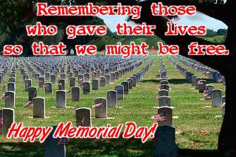 appropriate memorial day greetings