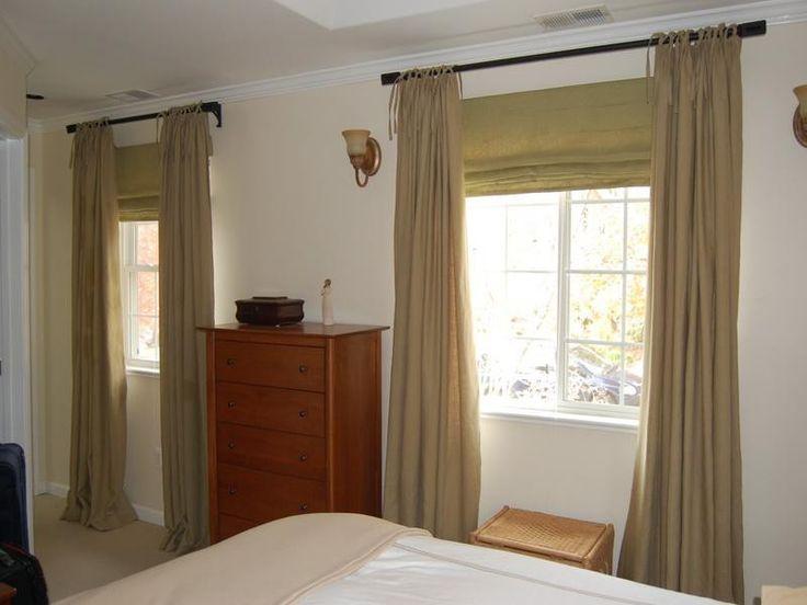19 best bedroom window treatment ideas images on pinterest