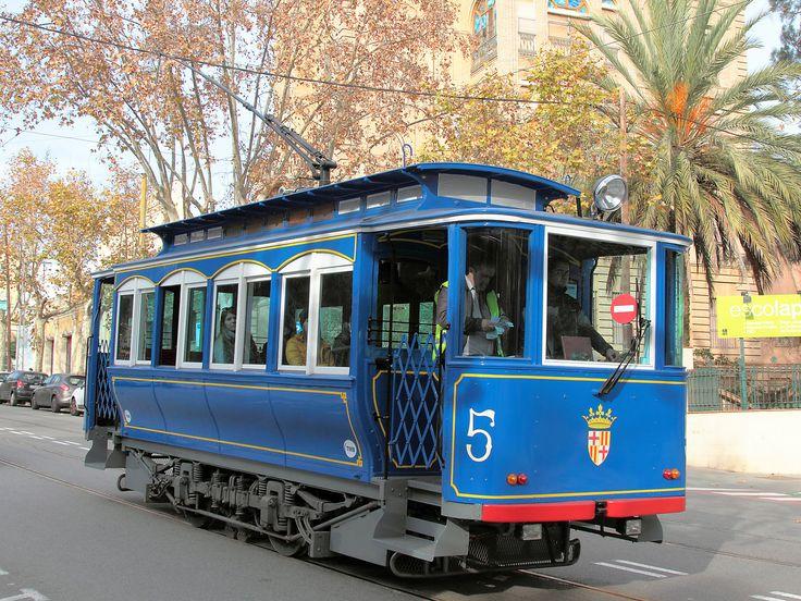 Barcelona - Tramvia Blu