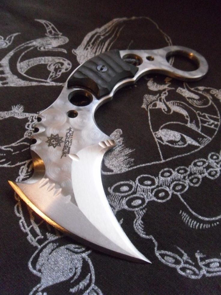 Derespina Knives - Knife Models Page 2