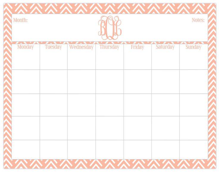 Best  Calendar Pad Ideas On   Calander Printable To