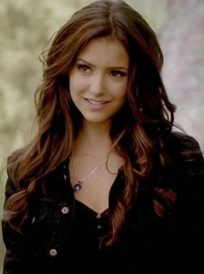 Katherine from Vampire Diaries - what I want my hair to look like!