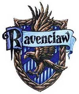 Ravenclaw badge - Pottermore official!