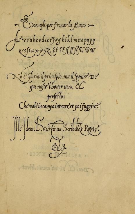 La operina di Ludouico Vicentino, da imparare d...