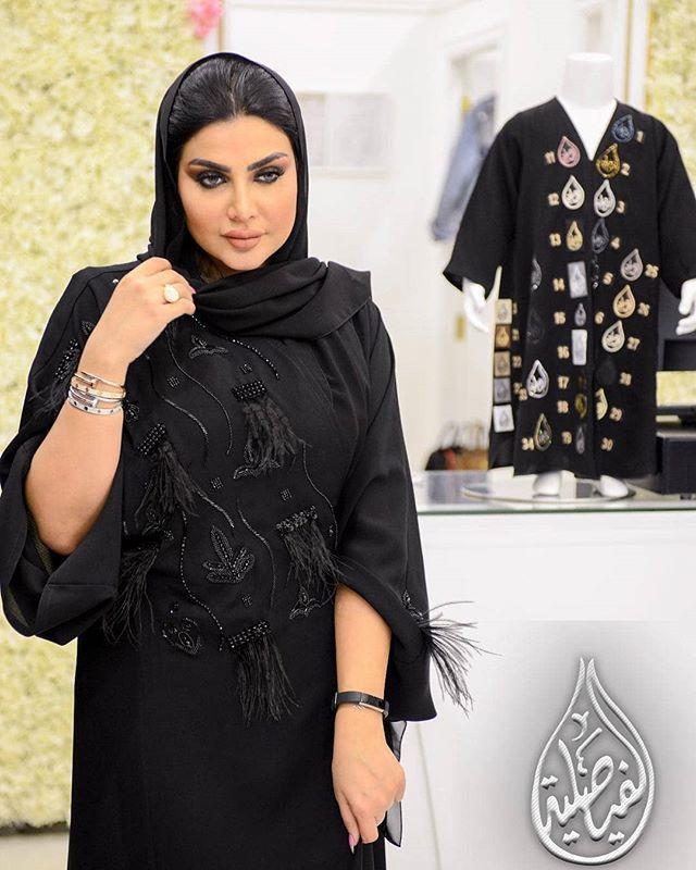 7291b0bd2 Pin by Amani Alsaadi on عبايات in 2019 | Abaya fashion, Hijab fashion, Abaya  dubai