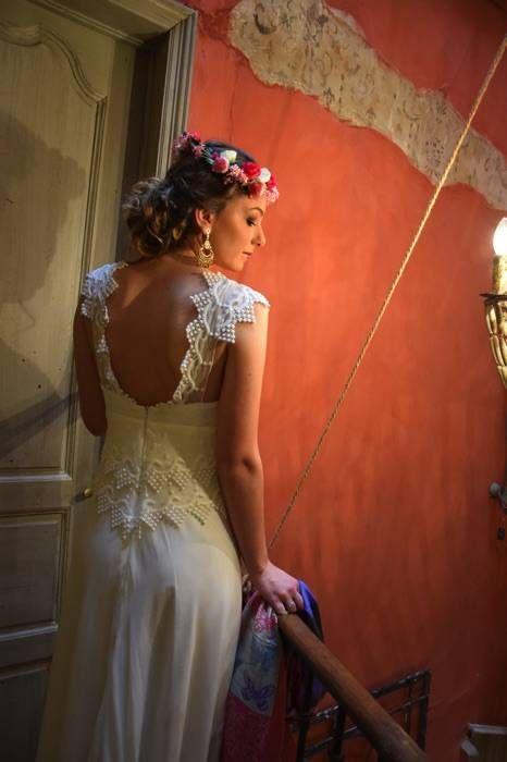 Robe Jasmine - Collection 2017 Robes de Mariée - C moi la princesse
