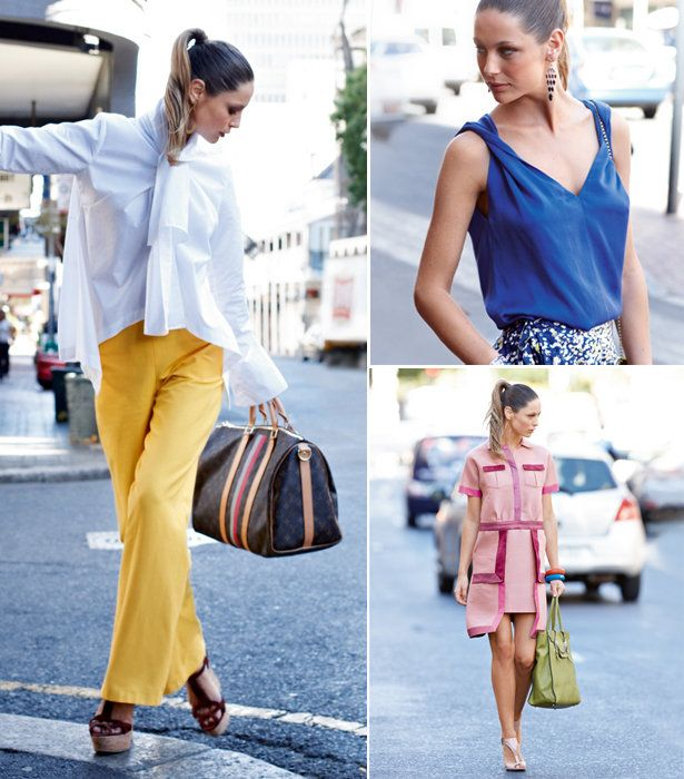 Read the article 'Concrete Jungle: 12 New Women's Sewing Patterns' in the BurdaStyle blog 'Daily Thread'.