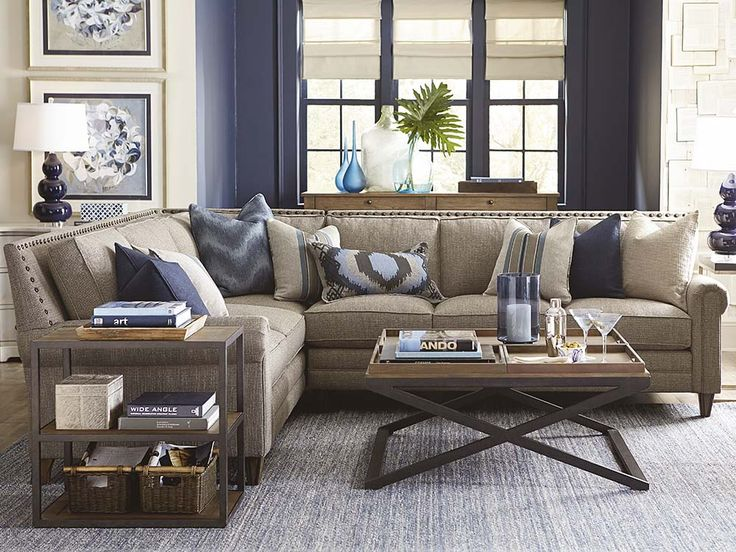 25 best ideas about large sectional sofa on pinterest - Best quality living room furniture ...