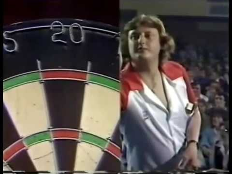The Leg that started the Eric Bristow-Jocky Wilson Rivalry? - 1981 BDO N...