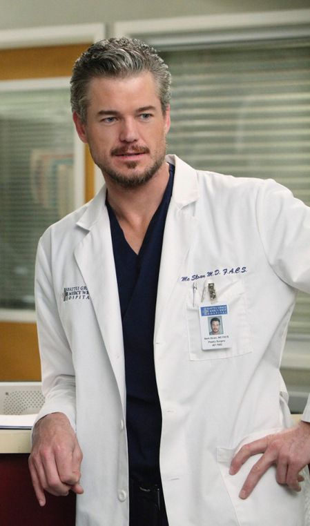 TV's Hottest Doctors: Dr Mark Sloan (Eric Dane), Grey's Anatomy