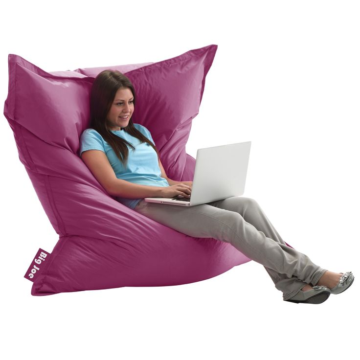 The Original Big Joe Bean Bag Multiple Colors