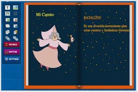 Crea fantásticos cuentos con Batalugu | Nuevas tecnologías aplicadas a la educación | Educa con TIC