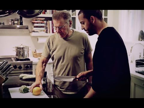 David Blaine's Magic Trick is So Creepy All Harrison Ford Can Say is 'Get the Fu** Out of My House'