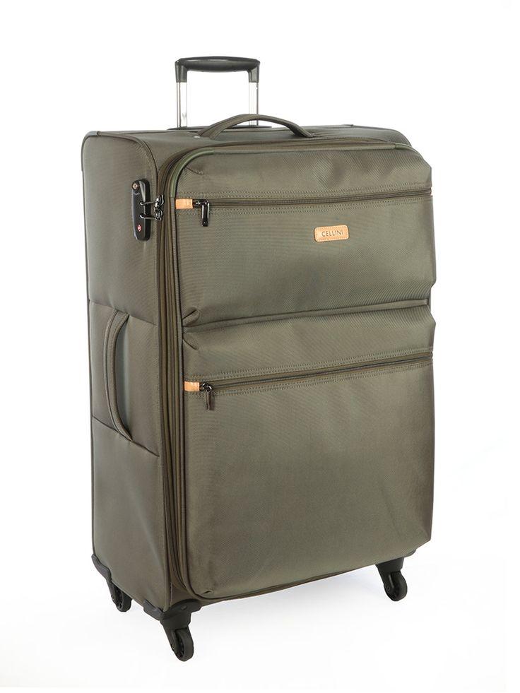 760mm 4 Wheel Trolley Case - Luggage