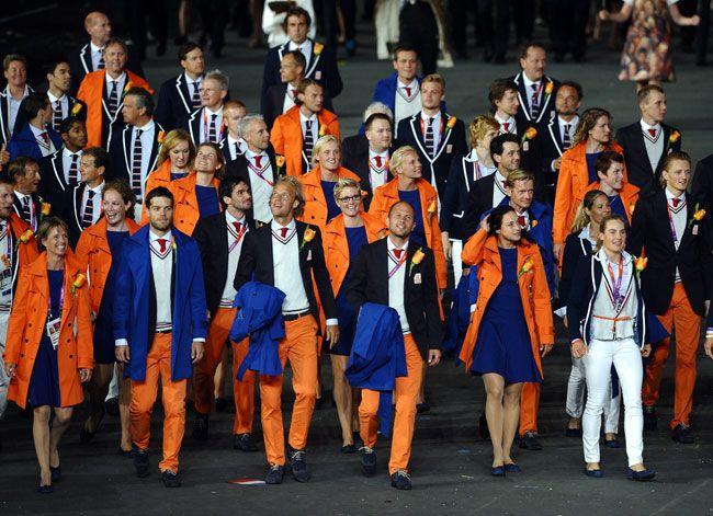 Opening Ceremony Fashion Wins