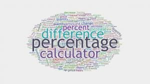 Percentage Difference Calculator http://www.howmuchdoi.com/uncategorised/Percentage-Difference-Calculator-352.html