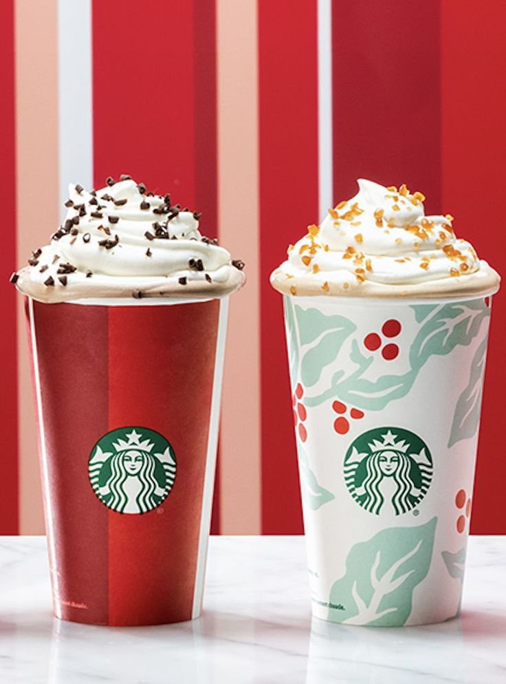 Heres how to get a free holiday beverage at starbucks