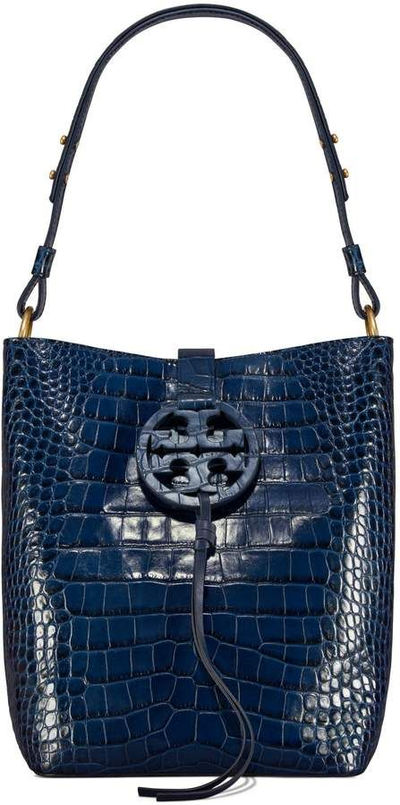 b6021a4a8a4 Tory Burch MILLER EMBOSSED HOBO $528 #bags #shoulderbag #style #handbags  #bolsa #affiliate #toryburch #shopstyle #mystyle