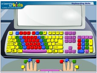 King School Library: Typing Games